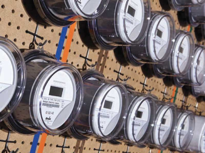 AMI meters, also known as smart meters, benefit electric co­op members with greater accuracy in billing, faster outage restoration, operational savings compared to manual meter reading and detailed data you and your co­op can use to manage electric use more accurately.